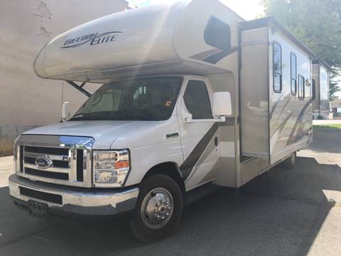 2017 Ford E450 for sale at PLANET AUTO SALES in Lindon UT