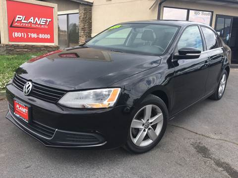 2013 Volkswagen Jetta for sale at PLANET AUTO SALES in Lindon UT