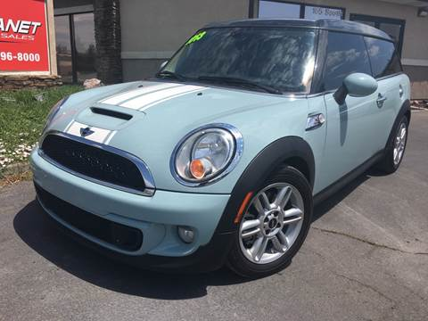 2013 MINI Clubman for sale at PLANET AUTO SALES in Lindon UT