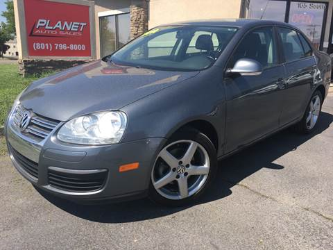 2010 Volkswagen Jetta for sale at PLANET AUTO SALES in Lindon UT