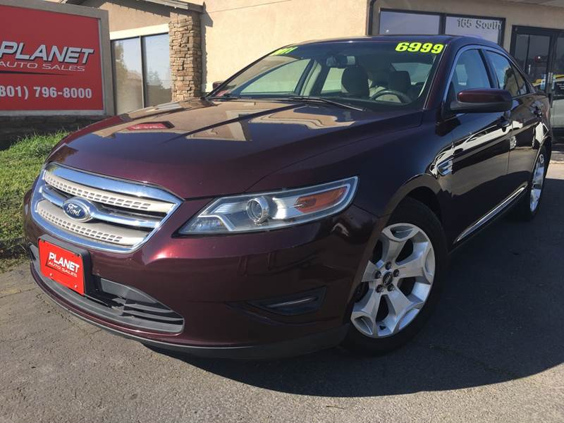 2011 Ford Taurus for sale at PLANET AUTO SALES in Lindon UT