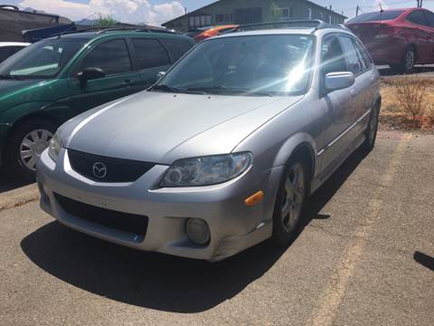 2002 Mazda Protege5 for sale at PLANET AUTO SALES in Lindon UT
