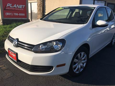 2010 Volkswagen Golf for sale at PLANET AUTO SALES in Lindon UT