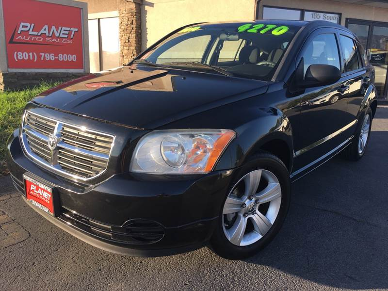 2010 Dodge Caliber for sale at PLANET AUTO SALES in Lindon UT