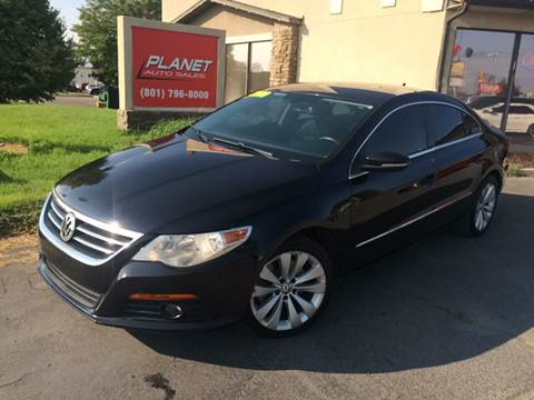 2009 Volkswagen CC for sale at PLANET AUTO SALES in Lindon UT