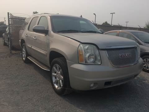 2007 GMC Yukon for sale at PLANET AUTO SALES in Lindon UT