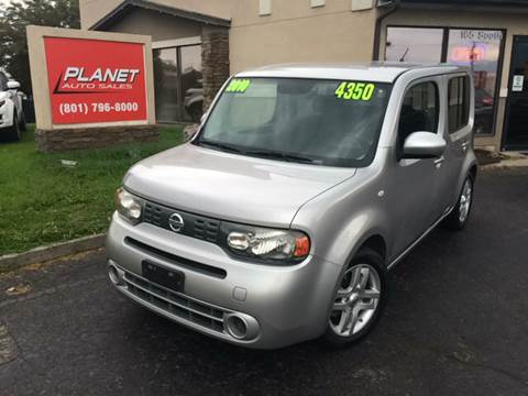 2010 Nissan cube for sale at PLANET AUTO SALES in Lindon UT