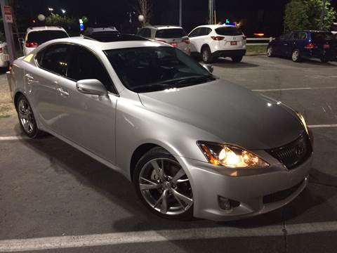 2009 Lexus IS 250 for sale at PLANET AUTO SALES in Lindon UT