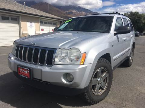 2005 Jeep Grand Cherokee for sale at PLANET AUTO SALES in Lindon UT