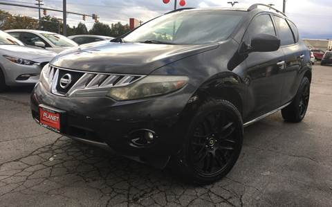 2009 Nissan Murano for sale at PLANET AUTO SALES in Lindon UT