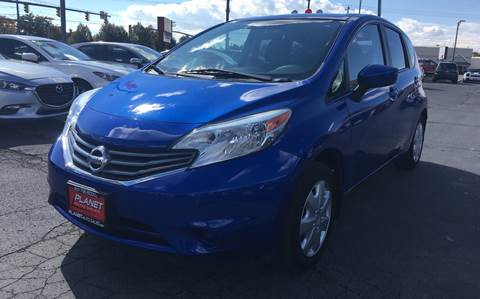 2015 Nissan Versa Note for sale at PLANET AUTO SALES in Lindon UT