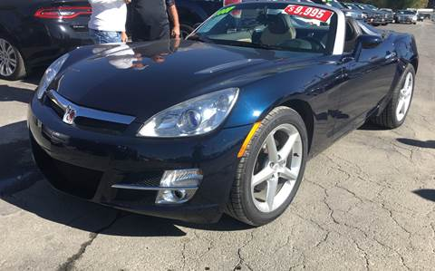 2007 Saturn SKY for sale at PLANET AUTO SALES in Lindon UT