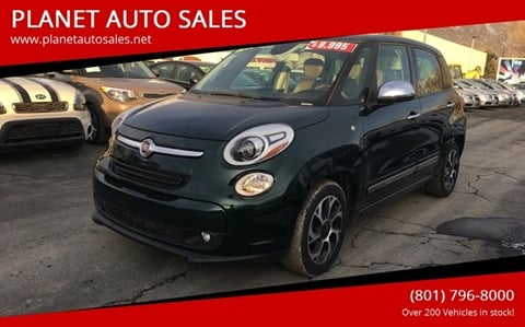 2014 FIAT 500L for sale in Lindon, UT