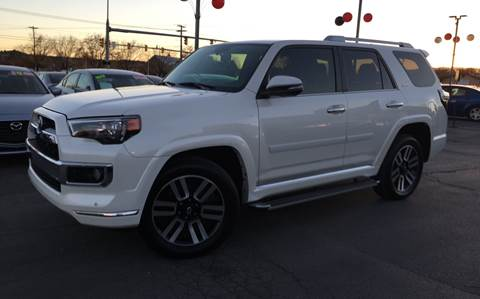 2016 Toyota 4Runner for sale at PLANET AUTO SALES in Lindon UT