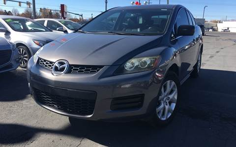2007 Mazda CX-7 for sale at PLANET AUTO SALES in Lindon UT