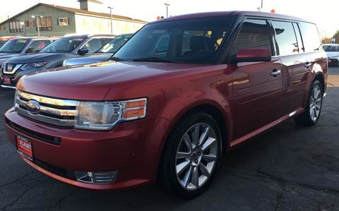 2010 Ford Flex for sale at PLANET AUTO SALES- Orem in Orem UT