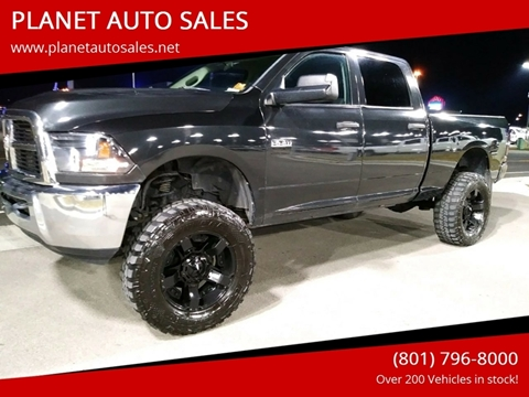 2011 RAM Ram Pickup 2500 for sale at PLANET AUTO SALES in Lindon UT
