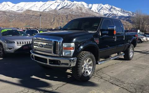 2008 Ford F-350 Super Duty for sale at PLANET AUTO SALES- Orem in Orem UT