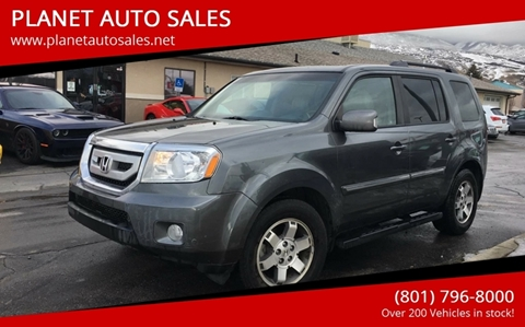 2011 Honda Pilot for sale at PLANET AUTO SALES in Lindon UT