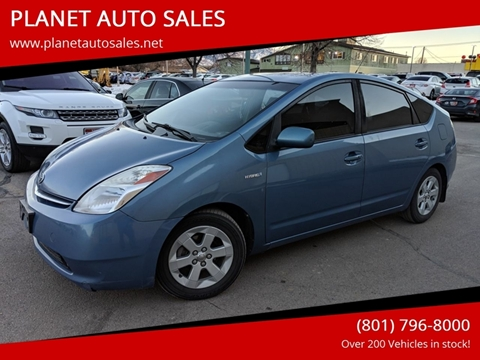 2008 Toyota Prius for sale at PLANET AUTO SALES in Lindon UT