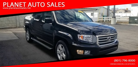 2012 Honda Ridgeline for sale in Orem, UT