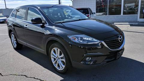 2013 Mazda CX-9 for sale at PLANET AUTO SALES- Orem in Orem UT