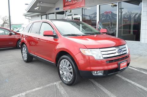 2010 Ford Edge for sale at PLANET AUTO SALES- Orem in Orem UT