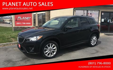 2015 Mazda CX-5 for sale at PLANET AUTO SALES in Lindon UT