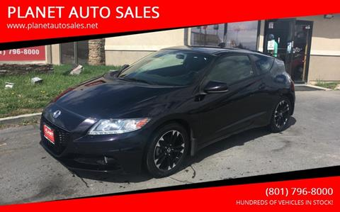 2014 Honda CR-Z for sale in Lindon, UT