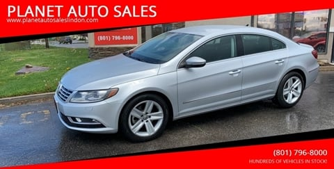 2013 Volkswagen CC for sale at PLANET AUTO SALES in Lindon UT
