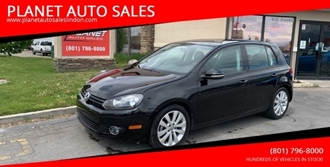 2014 Volkswagen Golf for sale at PLANET AUTO SALES in Lindon UT