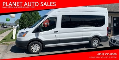 Passenger Van For Sale in Lindon, UT - PLANET AUTO SALES