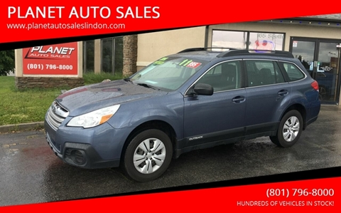 2014 Subaru Outback for sale in Lindon, UT