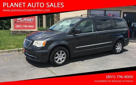 2011 Chrysler Town and Country for sale in Lindon, UT