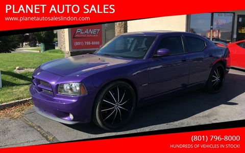 2007 Dodge Charger for sale at PLANET AUTO SALES in Lindon UT