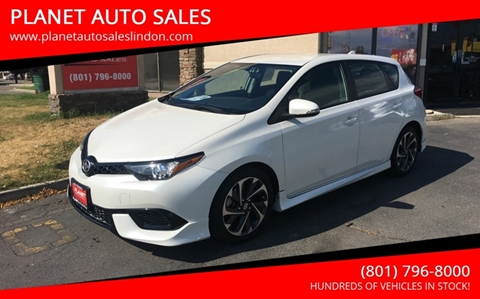 2016 Scion iM for sale in Lindon, UT