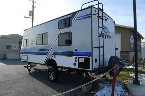 2018 Jayco Jay Feather