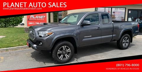 2017 Toyota Tacoma for sale in Lindon, UT