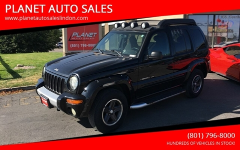2003 Jeep Liberty for sale in Lindon, UT
