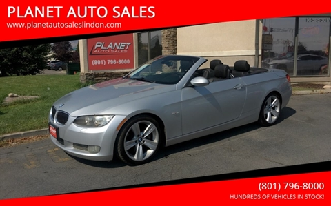 2008 BMW 3 Series for sale at PLANET AUTO SALES in Lindon UT