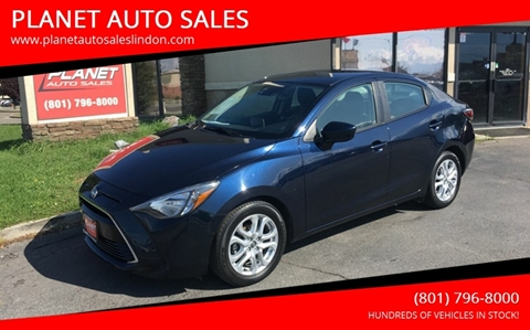 2016 Scion iA for sale in Lindon, UT