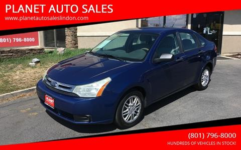 2009 Ford Focus for sale in Lindon, UT