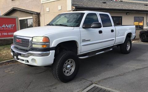 2004 GMC Sierra 2500HD for sale in Lindon, UT