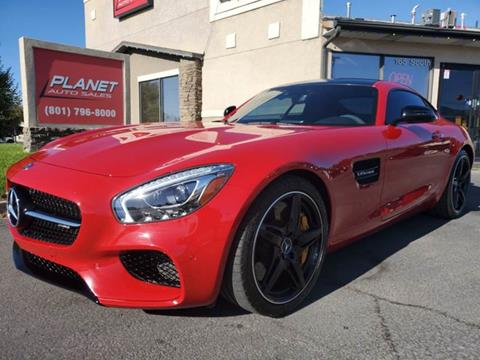 2016 Mercedes-Benz AMG GT for sale in Lindon, UT
