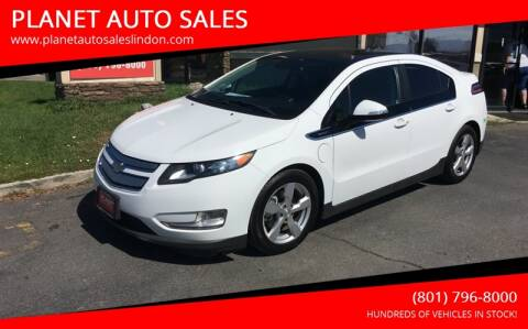 Used Chevy Volt For Sale >> 2012 Chevrolet Volt For Sale In Lindon Ut