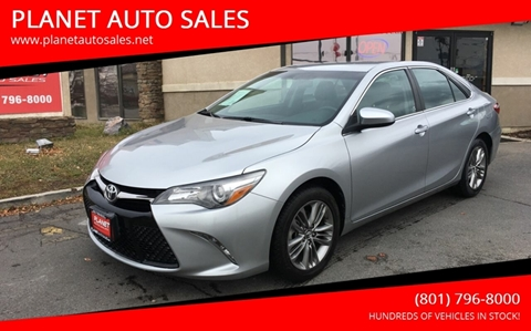 2015 Toyota Camry for sale in Lindon, UT
