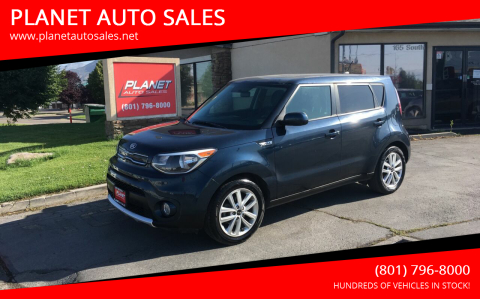 2017 Kia Soul for sale at PLANET AUTO SALES in Lindon UT