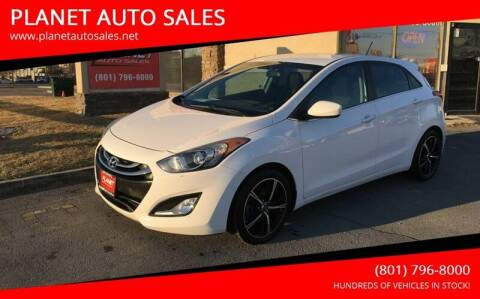 2014 Hyundai Elantra GT for sale at PLANET AUTO SALES in Lindon UT