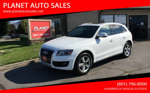 2011 Audi Q5 for sale at PLANET AUTO SALES in Lindon UT