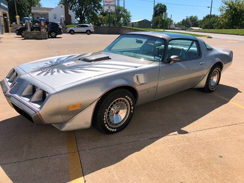 1979 Pontiac Trans Am for sale in Macon, MO